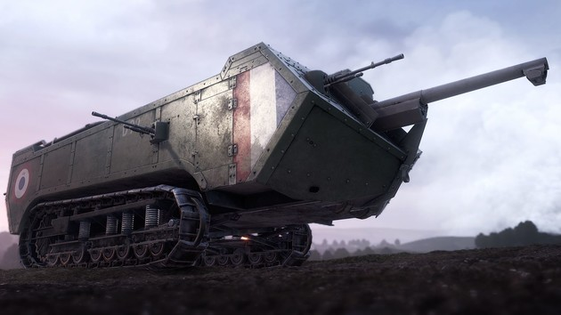 """Battlefield 1: EA verschenkt ersten DLC """"They shall not pass"""""""