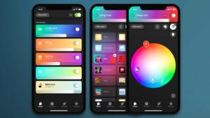 Hue App 3.0 ausprobiert: Philips' bisher größtes Update betrifft vor allem das UI