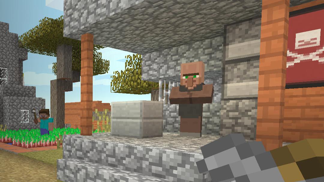 Minecraft: Alte Konsolen erhalten ein letztes Update