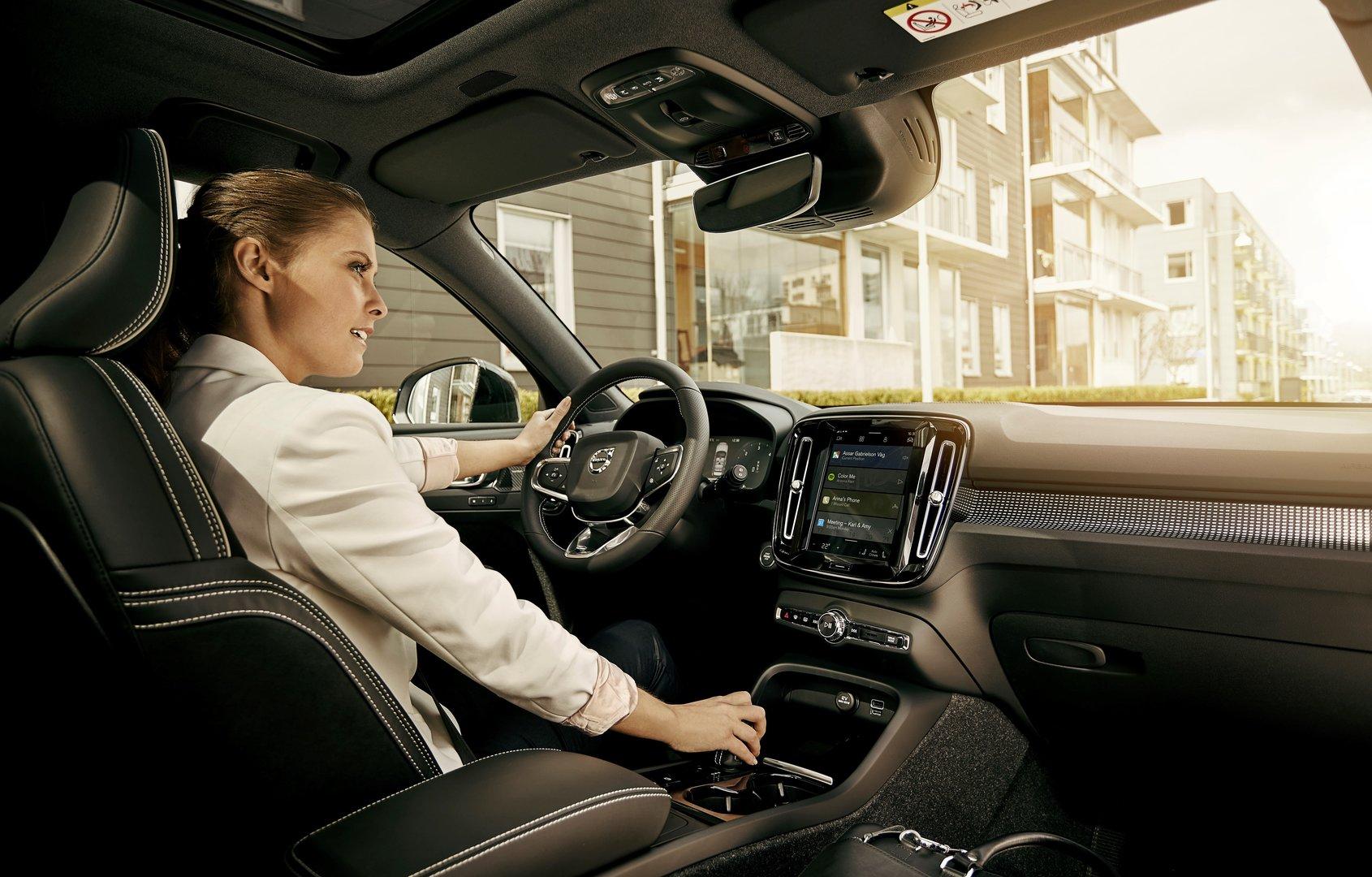 Android als Betriebssystem für Volvos Sensus