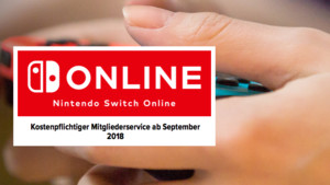 Nintendo Switch: Online-Dienst mit Cloud-Save-Games und NES-Klassikern