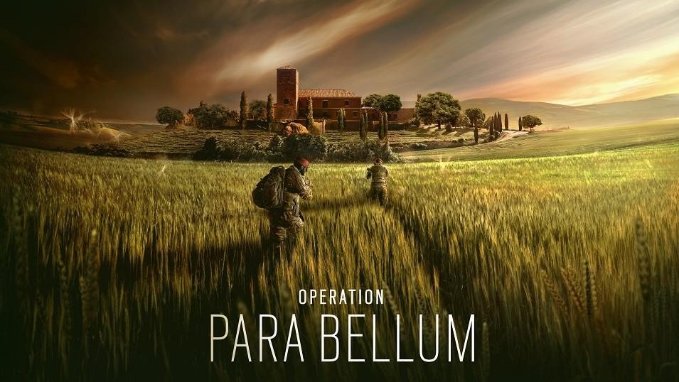 Rainbow Six Siege: Operation Para Bellum spielt mit neuer Karte in Italien