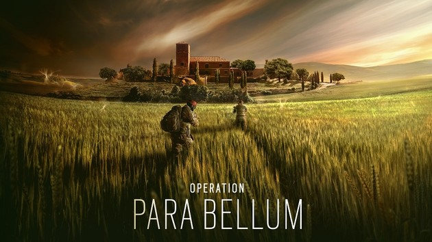 Rainbow Six Siege: Operation Para Bellum spielt mit neuer Karte in Italien