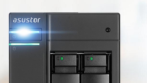 AS40-Serie: Asustor bringt NAS mit Cortex‑A72, DDR4 & 10GbE