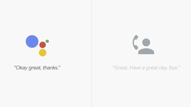 Google Duplex: Der Assistant spricht unbemerkt mit Menschen