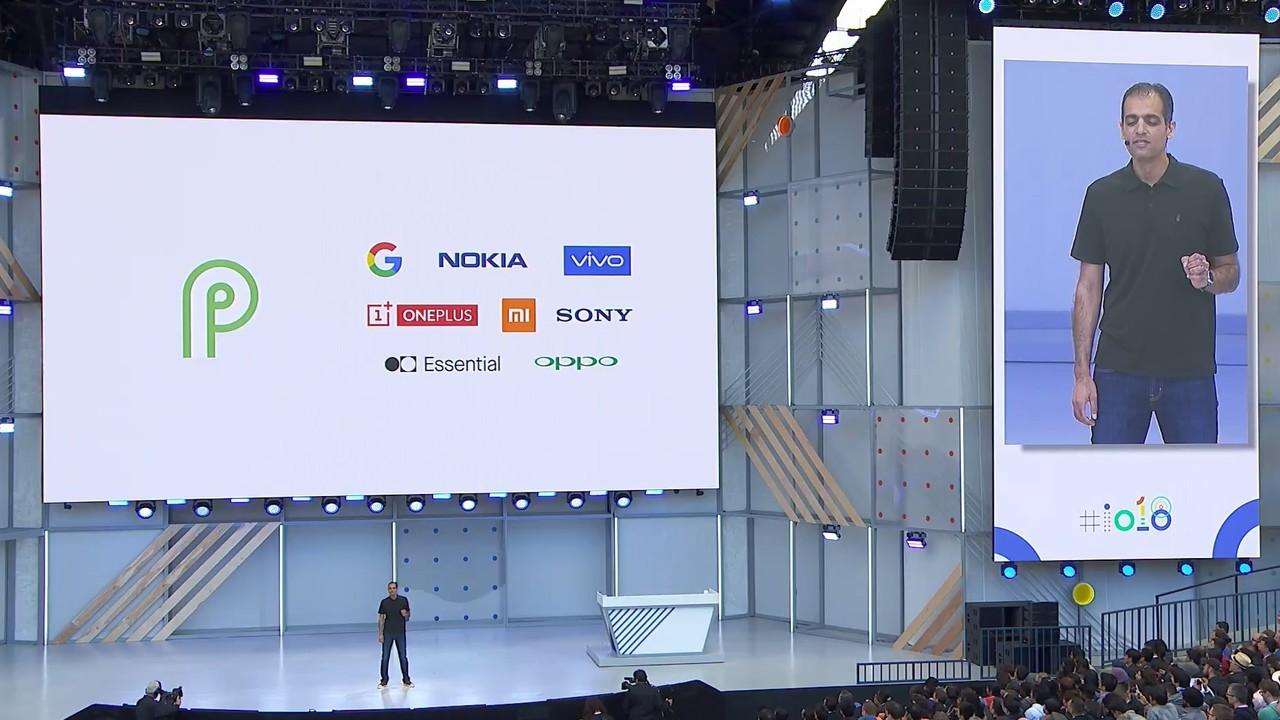 Android P: Erste Beta für Pixel und sieben weitere Hersteller ist fertig