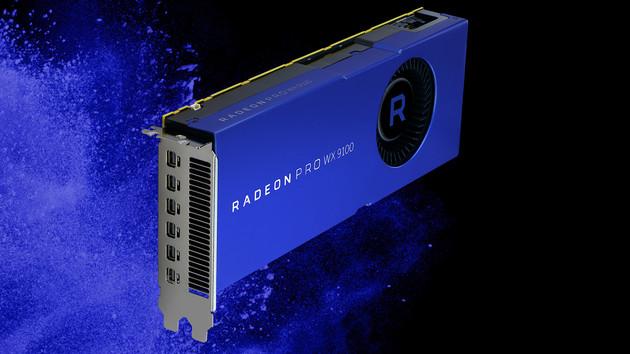 AMD-Radeon-Pro-Treiber: 18.Q2 mit mehr Leistung, Stabilität und Kompatibilität