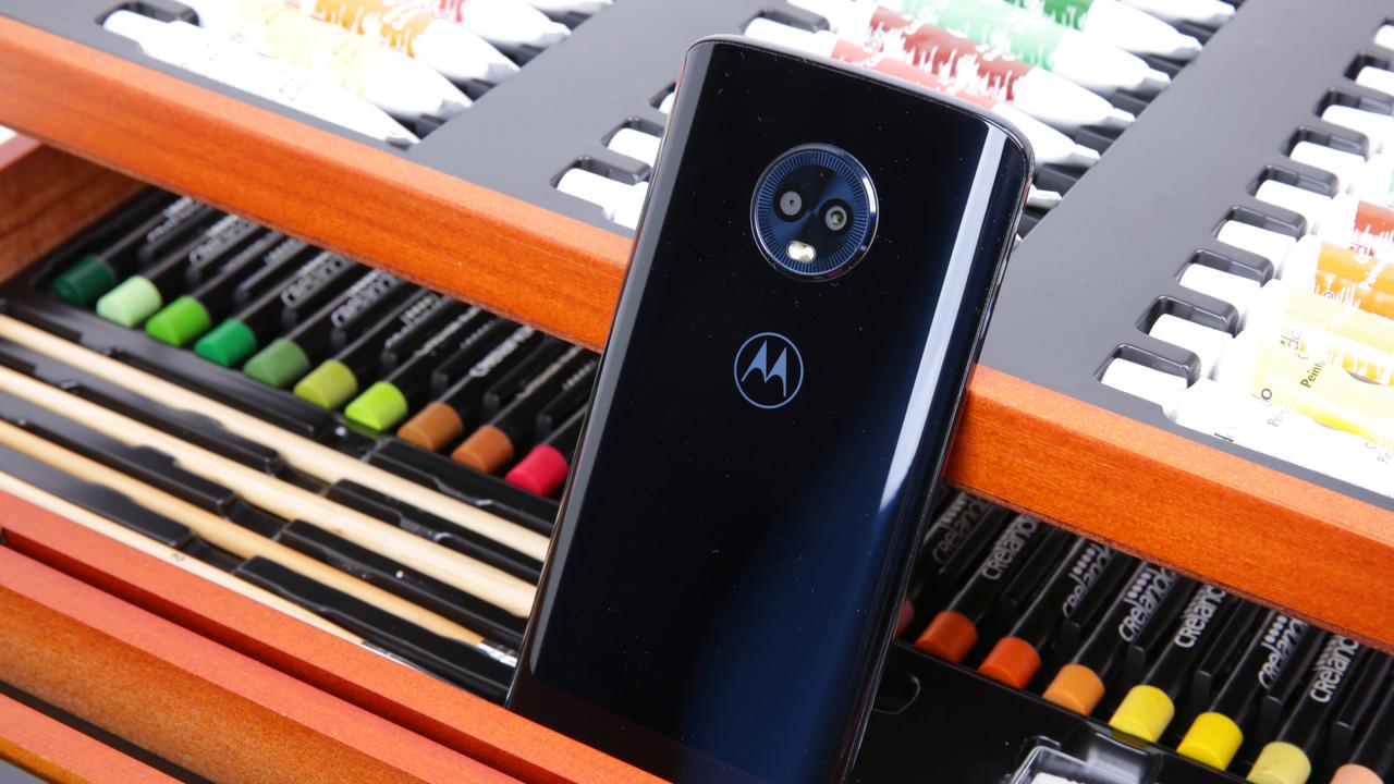 Android P: Motorola sichert Update für gesamte Moto-G6-Familie zu