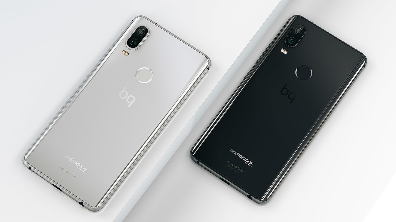 BQ Aquaris X2 (Pro): Android One, Snapdragon und Dual-Kamera ab 320 Euro