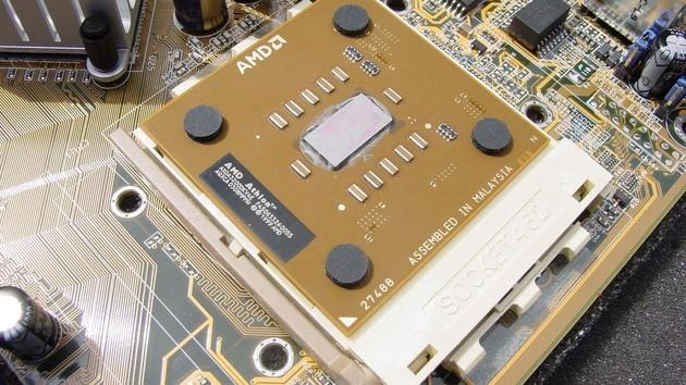 Im Test vor 15 Jahren: Der Athlon XP 3200+ auf FSB400-Steroiden