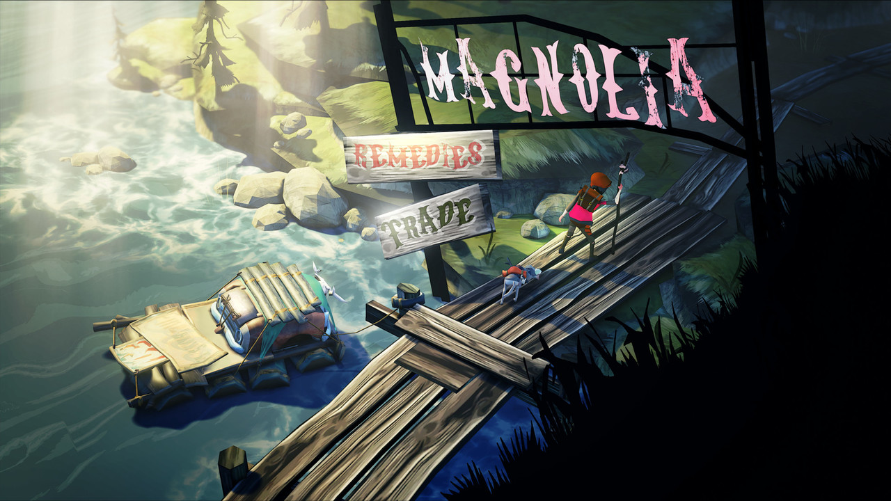 Humble Bundle: The Flame in the Flood zum Spring Sale gratis