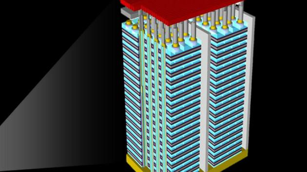 Roadmap: 3D-NAND soll 2021 bereits über 140 Layer besitzen