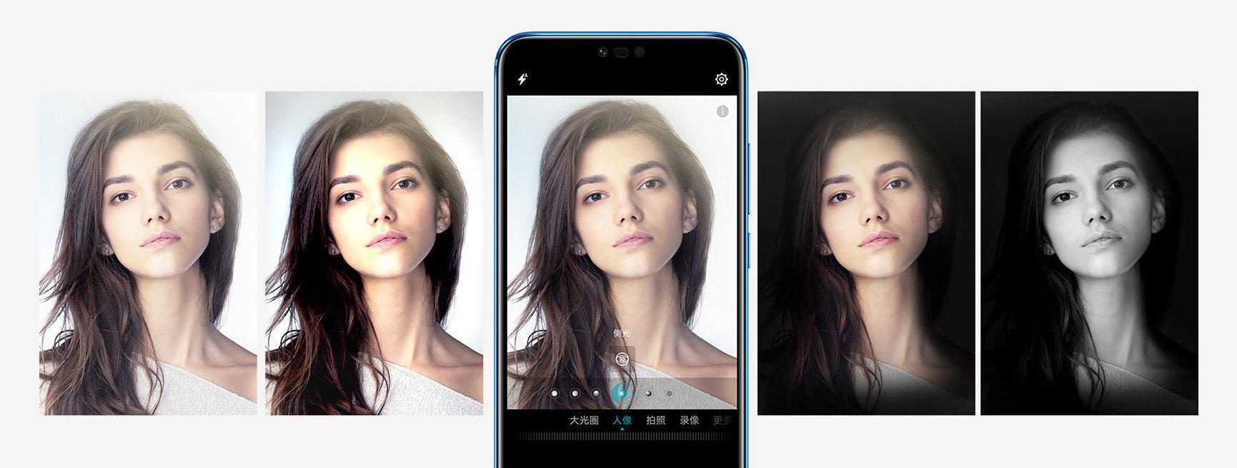3D-Porträt ähnlich wie beim iPhone X