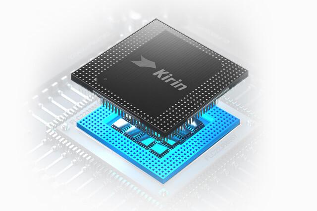 HiSilicon Kirin 970 wie im Huawei P20 Pro oder Mate 10 Pro
