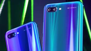 Honor 10: Android-Smartphone mit Top-Ausstattung kostet 399Euro