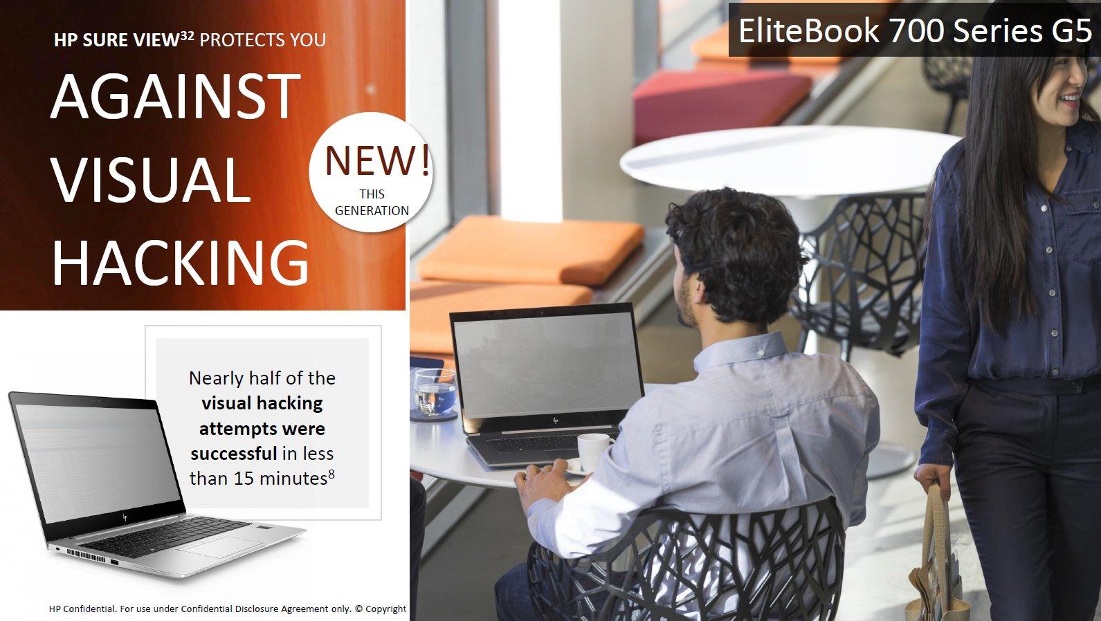 HP EliteBook 700 Series G5