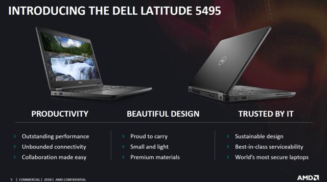 Dell Latitude 5495