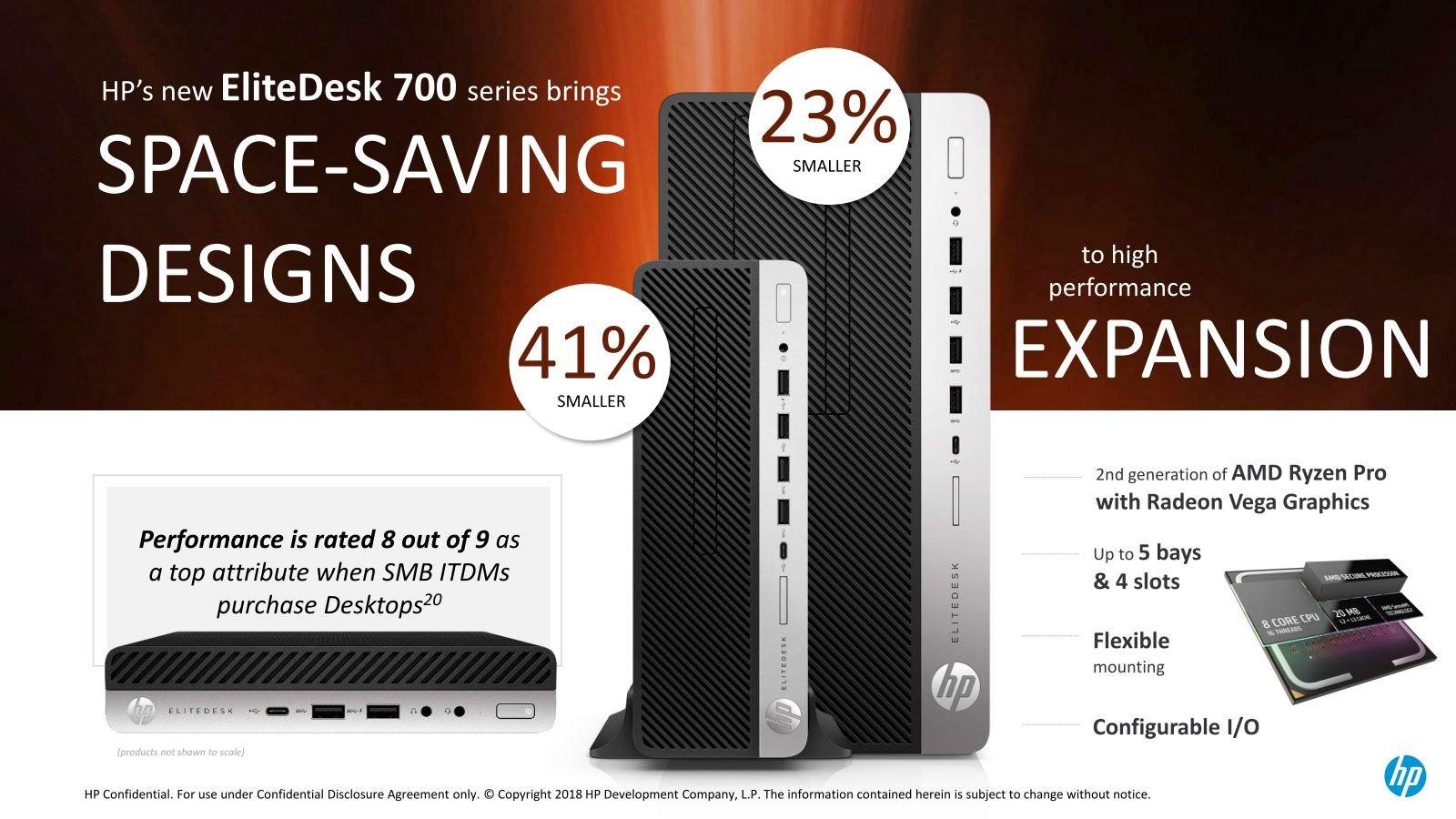 HP EliteDesk 700