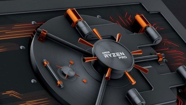 AMD Ryzen Pro Mobile 2000: Raven Ridge in Pro-Notebooks von Dell, HP & Lenovo