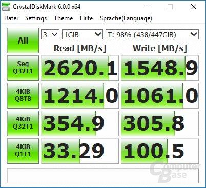 KC1000 10 GB frei random