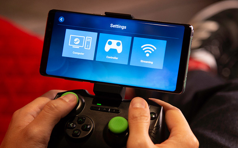 Steam-Spiele per Steam Link App unter Android 5.0+