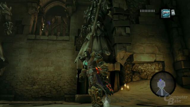 """""""Konsolenspiele"""" wie Darksiders 2 sind ideal für Link"""