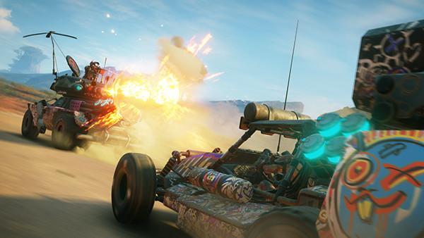Gameplay-Trailer: RAGE 2 erscheint Anfang 2019 für PC, PS4 und Xbox One