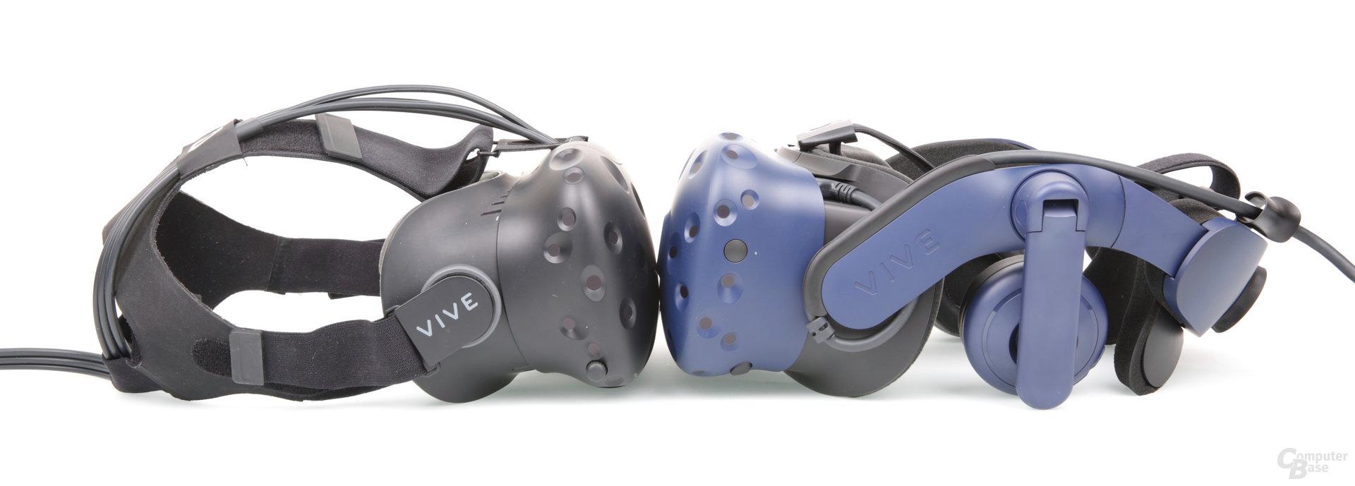 HTC Vive vs. HTC Vive Pro