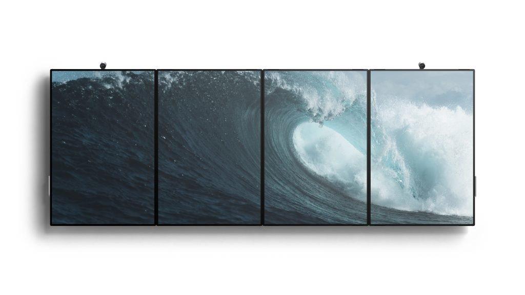 Der Surface Hub 2 mit 50,5-Zoll-Display erscheint im Jahr 2019
