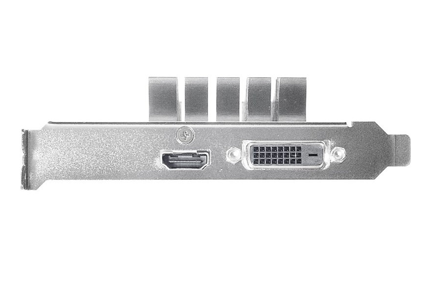 Asus GeForce GT 1030 DDR4 mit passiver Kühlung