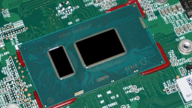 10-nm-Intel-Prozessor: Lebenszeichen von Cannon Lake-Y mit Grafikeinheit