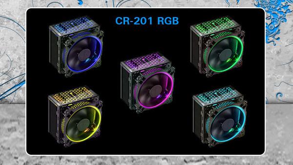 RGB-Beleuchtung: Jonsbo macht Kühler für CPU und RAM bunt