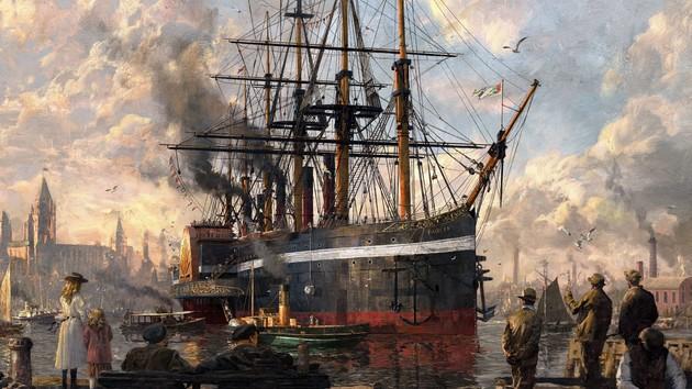 Anno 1800: Details zur Inselwelt, dem Militär und Handelsrouten