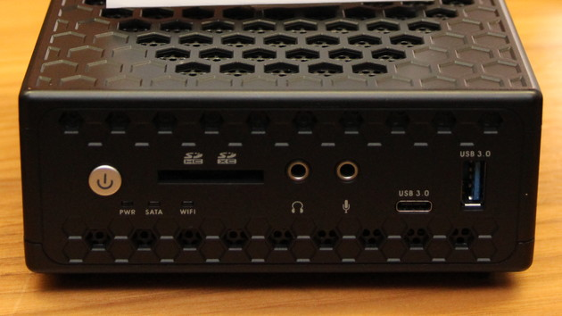 Zotac Zbox CI329 Nano: Passiv gekühlter Mini-PC mit Gemini Lake