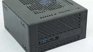 ASRock DeskMini 310: Neue Generation des Mini-PCs im Mini-STX-Format
