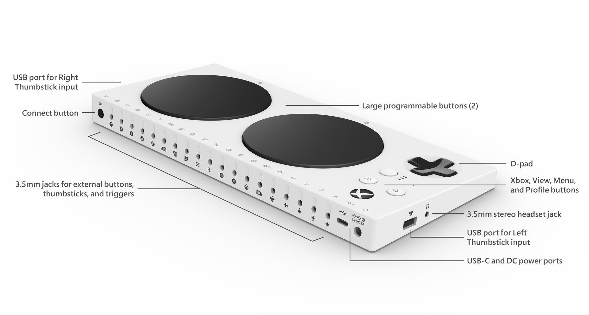 Xbox Adaptive Controller