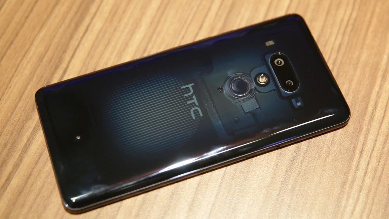 HTC U12+: Snapdragon 845, neue Kamera und Gehäuse mit Durchblick