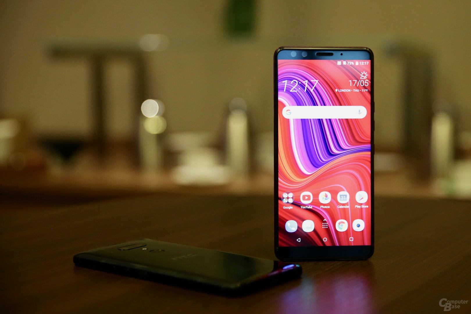 Das HTC U12+ kostet 799 Euro