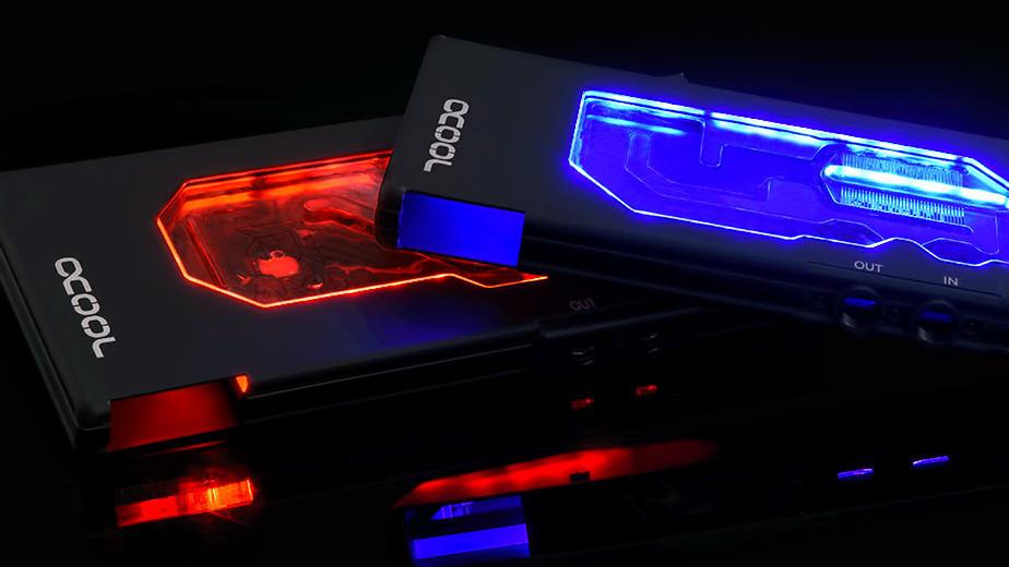 Alphacool Eisblock GPX: Fullcover-Wasserkühler für Pascal und Vega