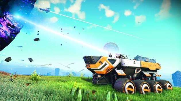 No Man's Sky: Lang ersehnter kooperativer Multiplayer angekündigt