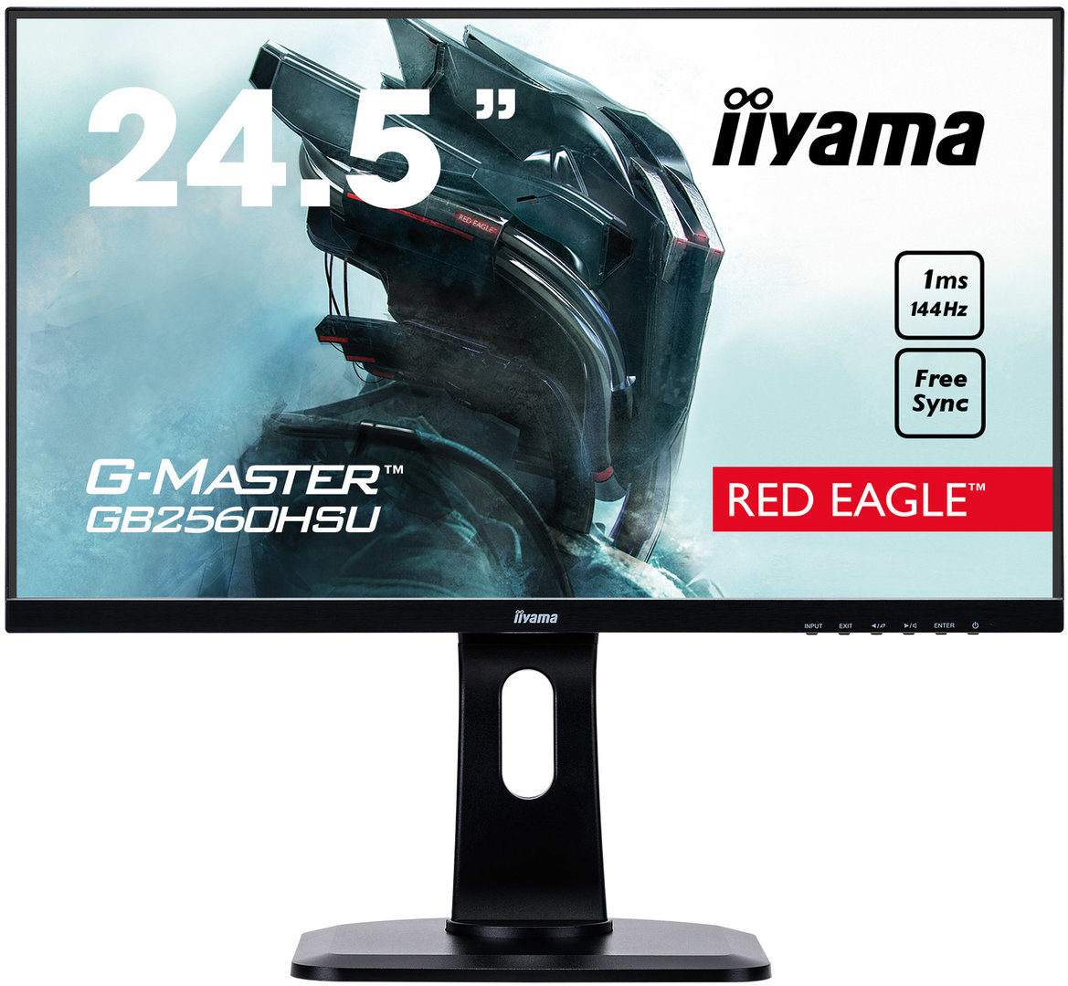 Iiyama G-Master GB2560HSU-B1 Red Eagle