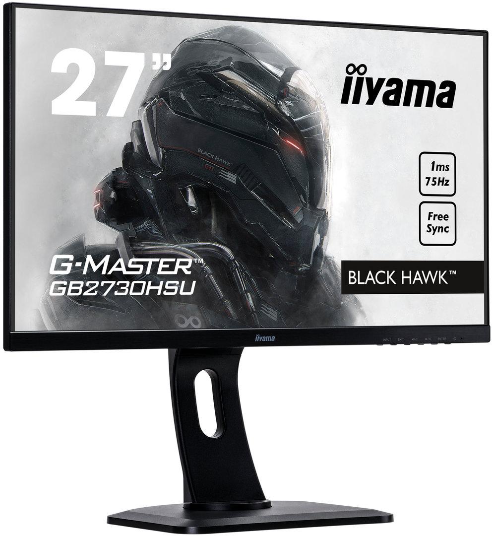 Iiyama G-Master GB2730HSU-B1 Black Hawk