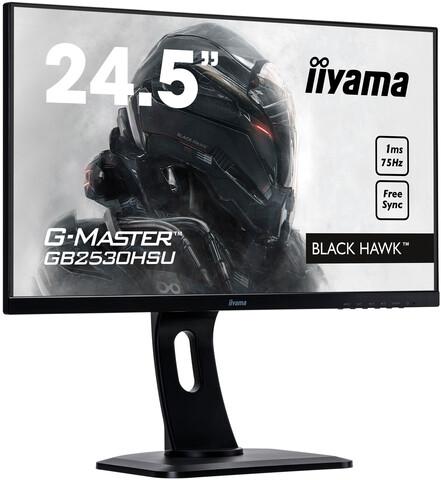 Iiyama G-Master GB2530HSU-B1 Black Hawk