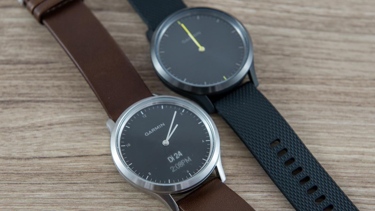 Vívomove HR im Test: Garmins hybride Smartwatch zieht an der Steel HR vorbei