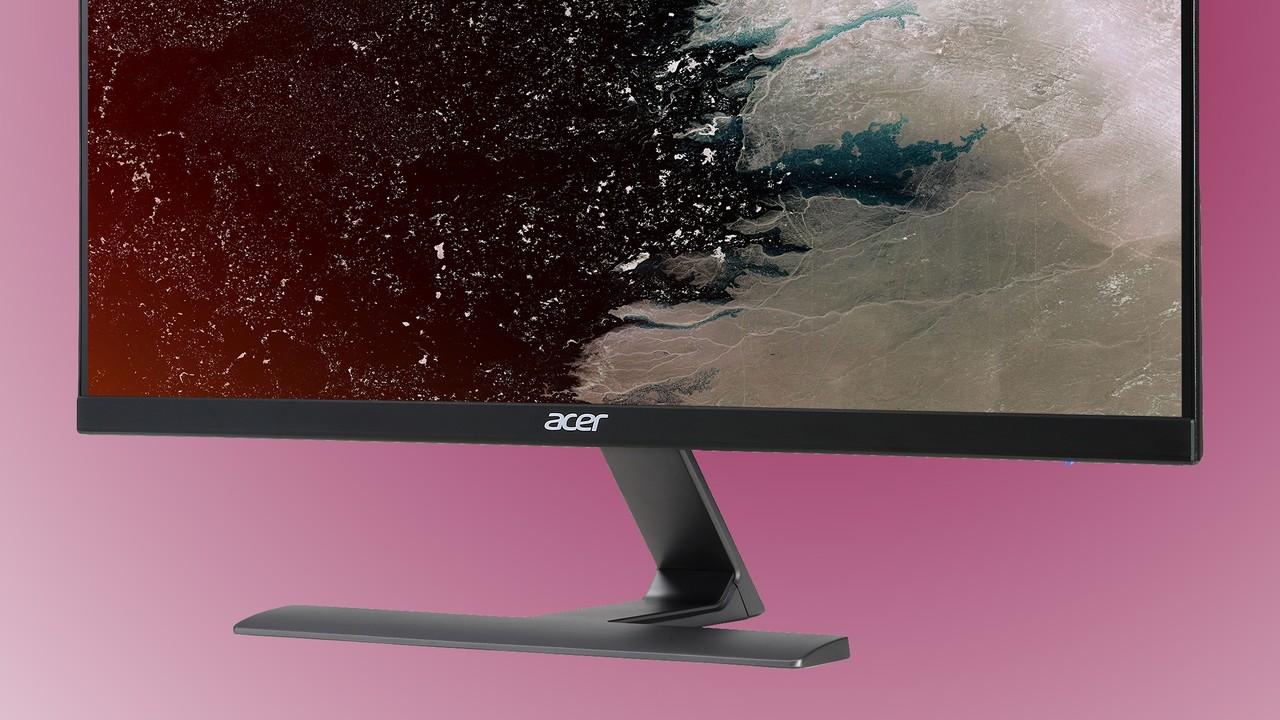 Nitro RG0 und VG0: Acer bewirbt IPS‑Monitore mit 1 ms Reaktionszeit