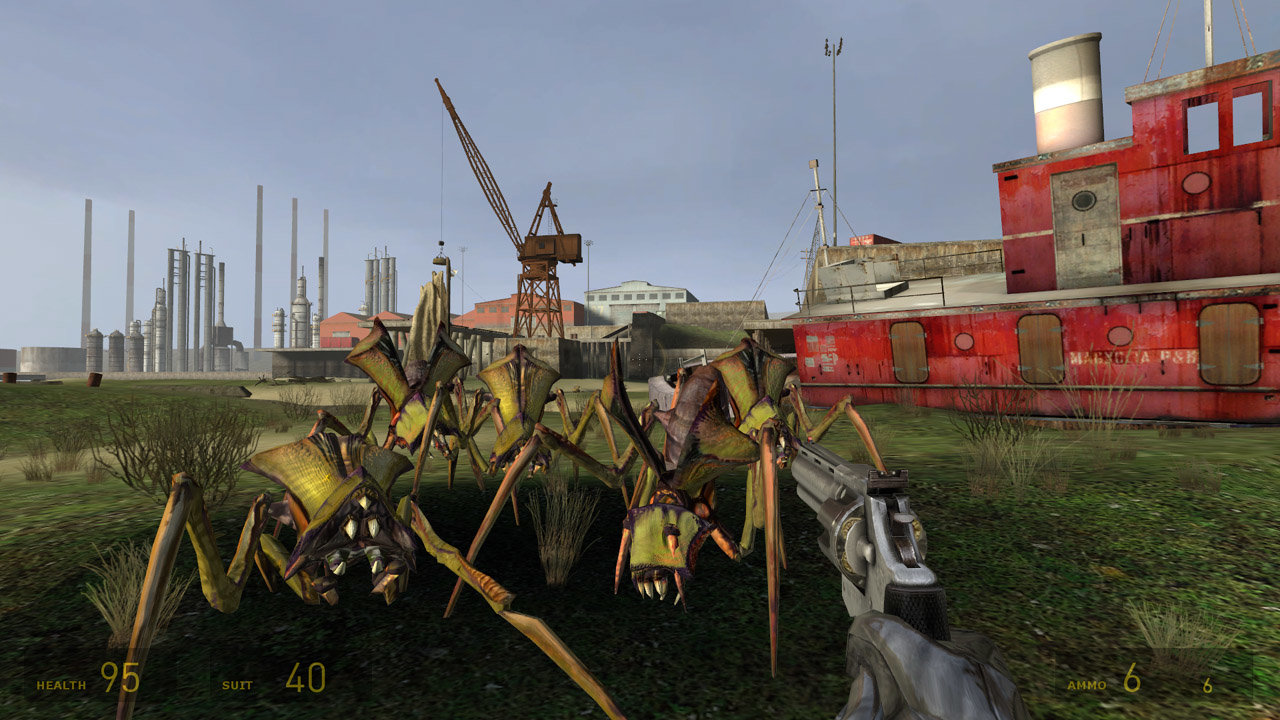Half-Life 2 - Antlions