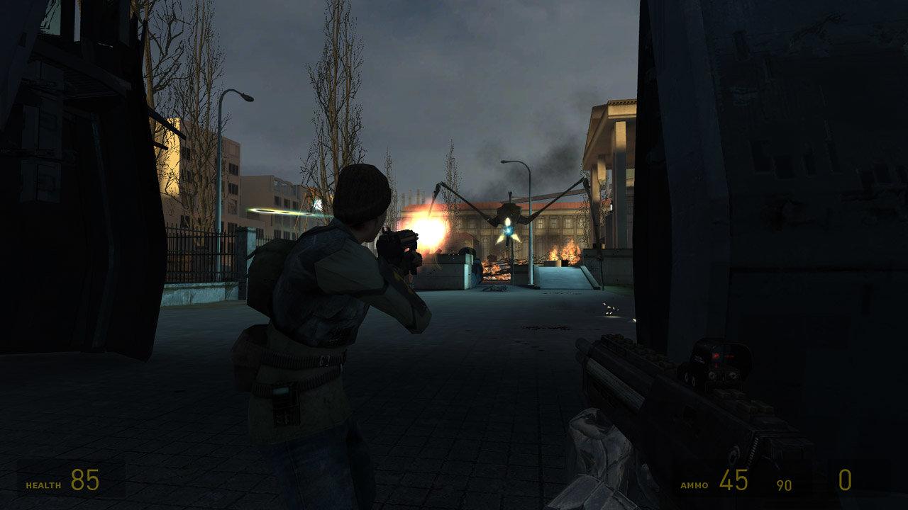 Half-Life 2 - Strider