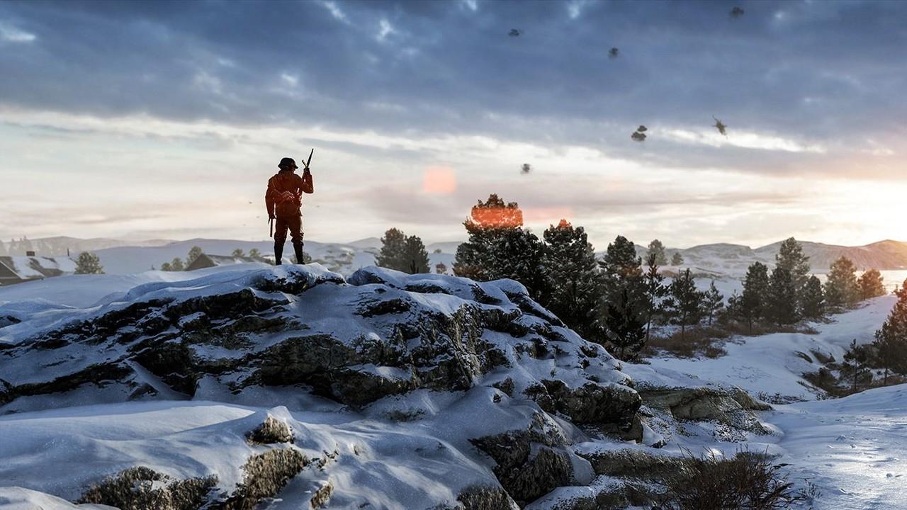 Aktion: Unreal Gold & DLC für Battlefield 1 gratis