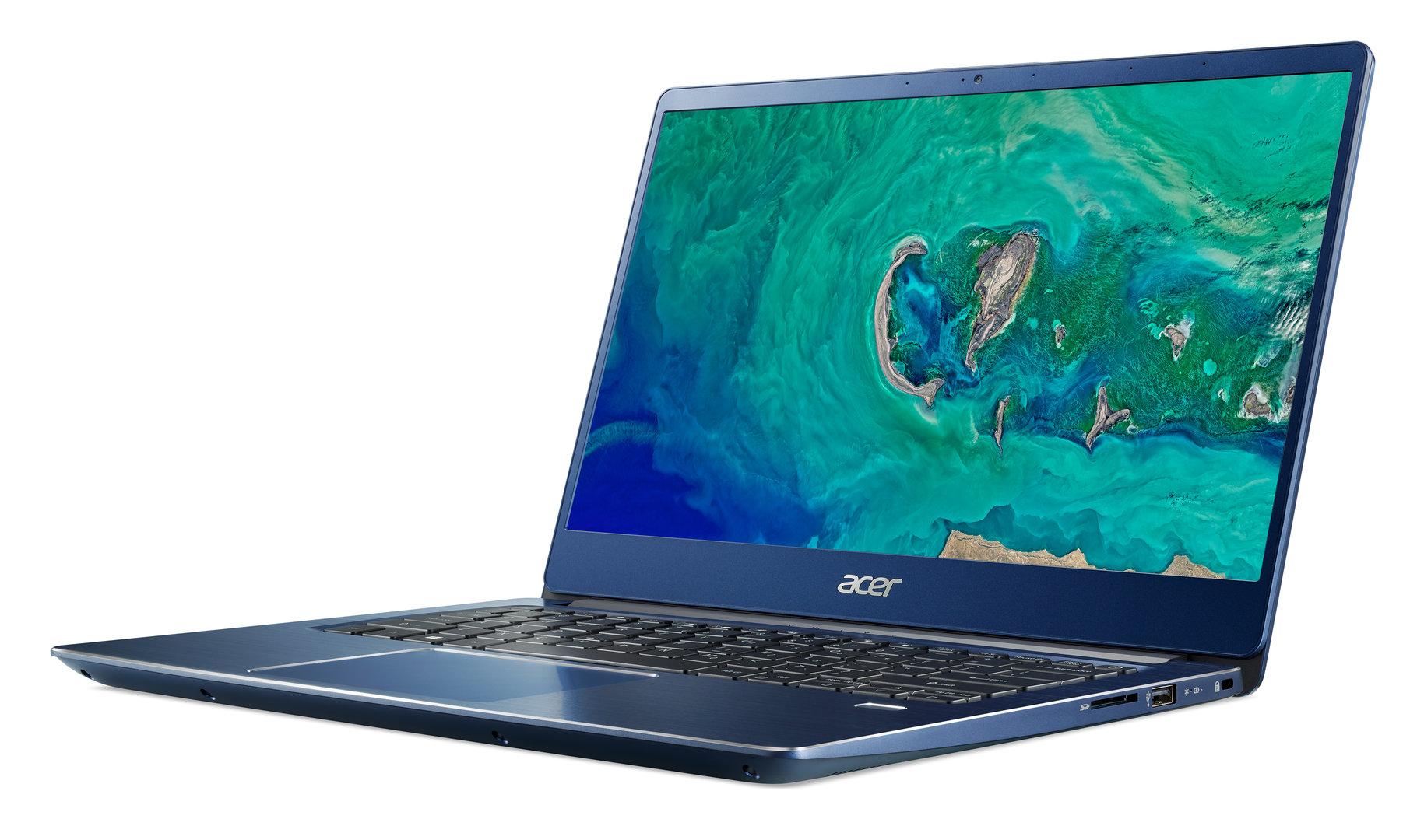 Acer Swift 3 (2018) (14 Zoll) (Blau)