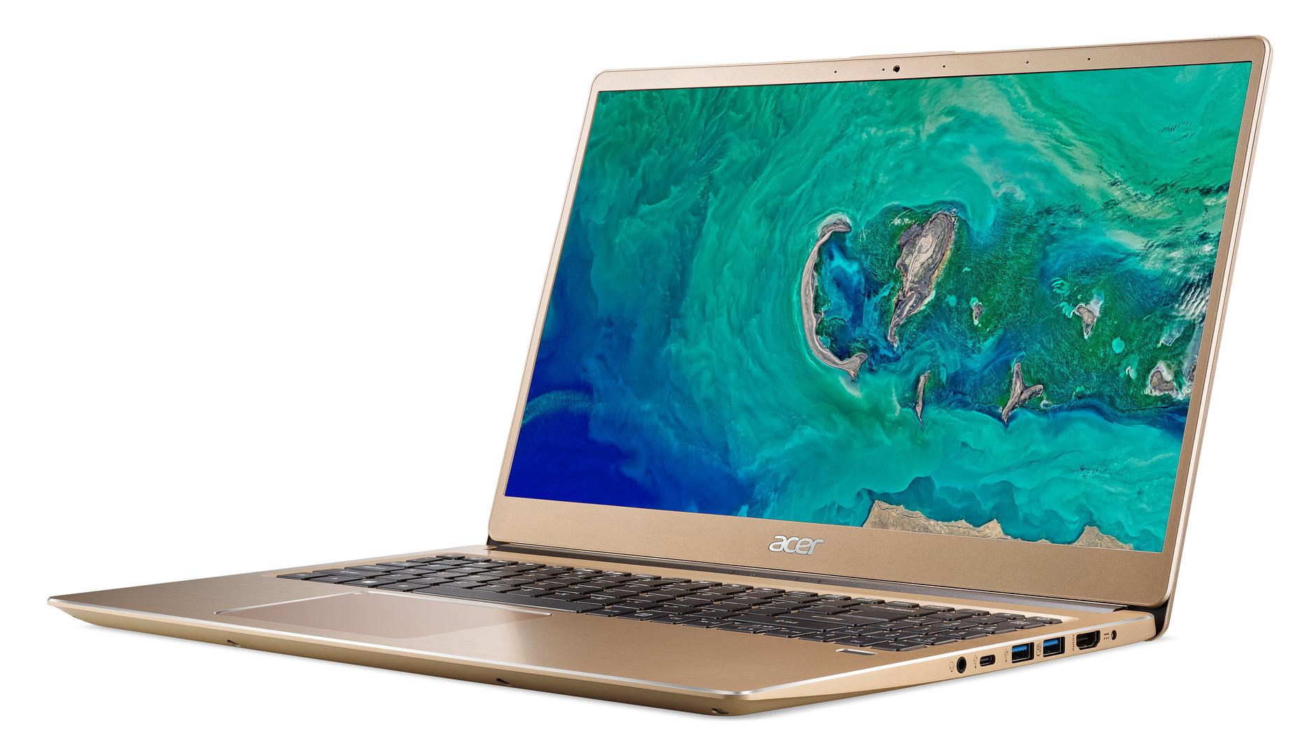 Acer Swift 3 (2018) (15,6 Zoll) (Gold)